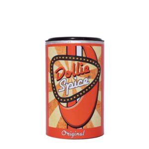 Dollie Spice Original ist eine würzige Gewürzkomposition mit Knoblauch und Chili