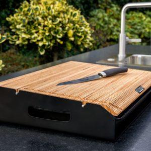 Black´n Wood Schneidebrett (Hirnholz Fagacae)