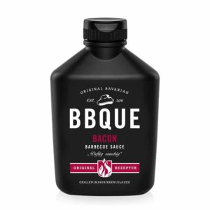 BBQUE Bacon, genialer Geschmack direkt aus der Flasche