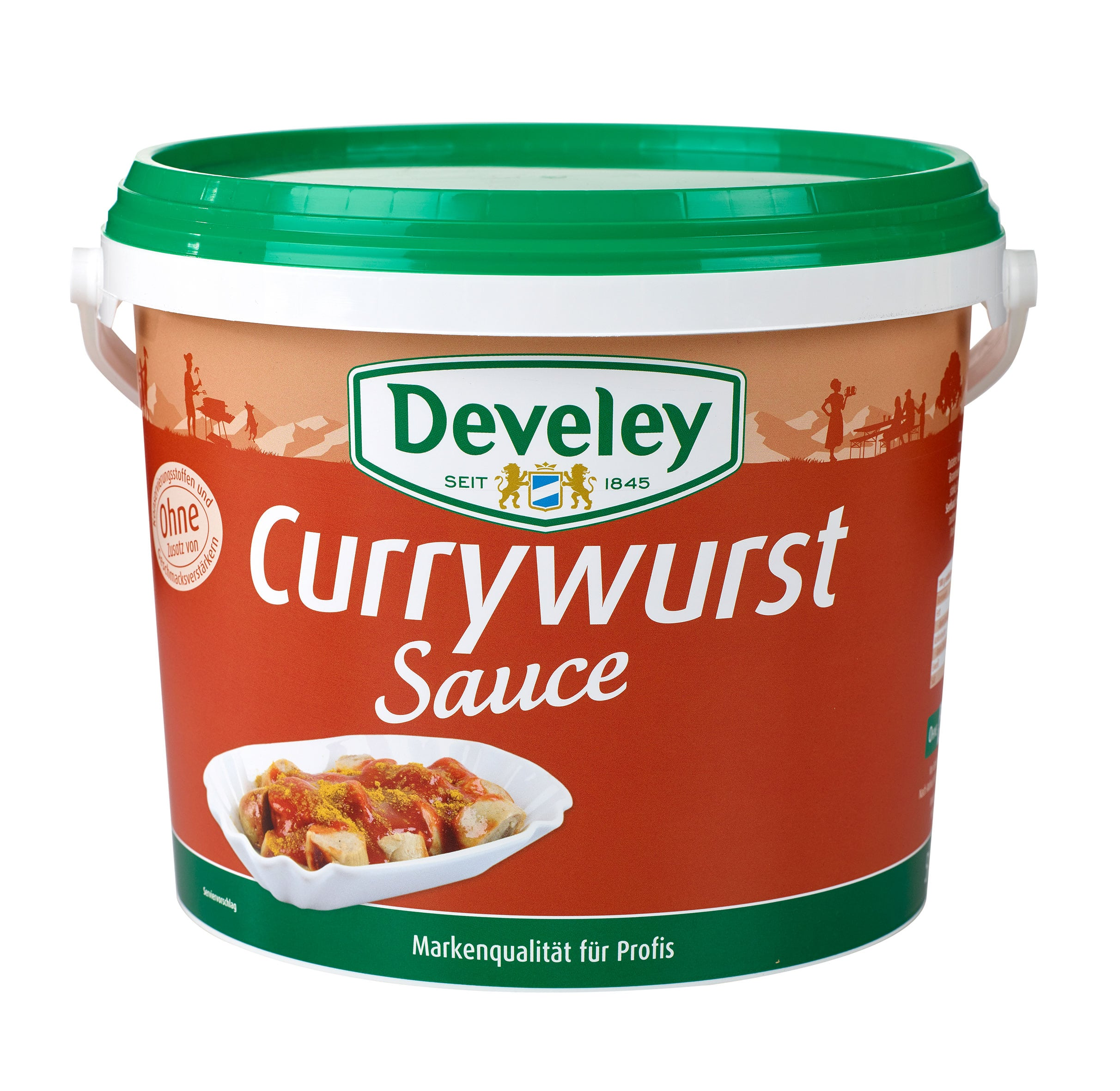 Develey Currywurst Sauce