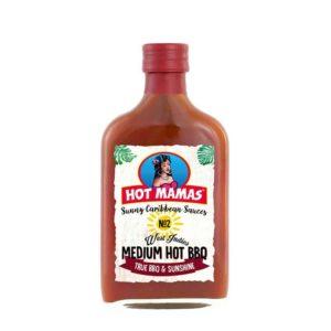 Hot Mamas No. 2 - West Indies Medium Hot BBQ