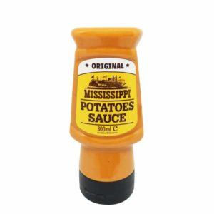 Mississippi Potatoes Sauce Original (Dosierflasche)