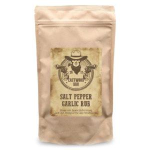 Salt Pepper Garlic Rub darf in keiner Küche fehlen