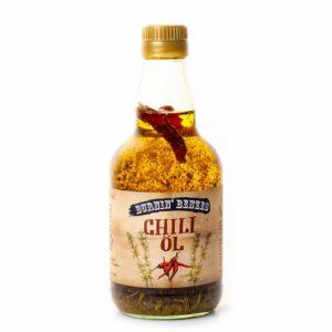 Mediterranes Chili Öl a la Burnin' Benze (Rapsöl)