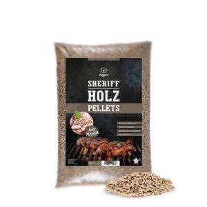 Buchenholz Pellets (5kg) von Moesta BBQ
