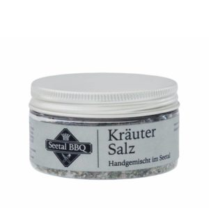 Kräuter Salz von Seetal BBQ - Made in Switzerland
