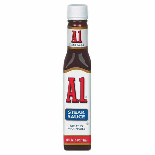 A1 Steak Sauce (148ml) wie in den Steakhäusern der USA