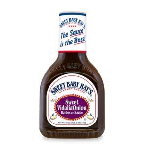 Sweet Baby Rays Sweet Vidalia Onion Sauce aus den USA