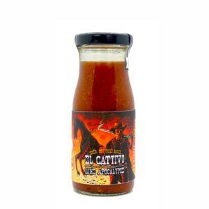 El Cattivo - Apocalypse Choco Chilisauce von Burnin Benze