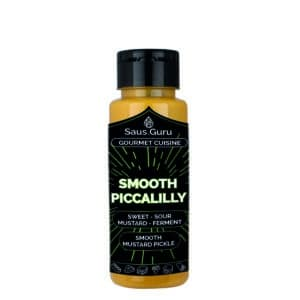 Smooth Piccalilly (250ml) Sauce von Saus Guru