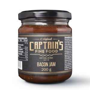 Bacon Jam von Captains BBQ, das ist eine Swiss Made Bacon Marmelade welche auf der ganzen Linie überzeugt! Dieser Bacon Jam ist süsslich, herzhaft würzig, salzig, mit eine leichten Schärfe, etwas Crunchy, aber doch auch Cremig.